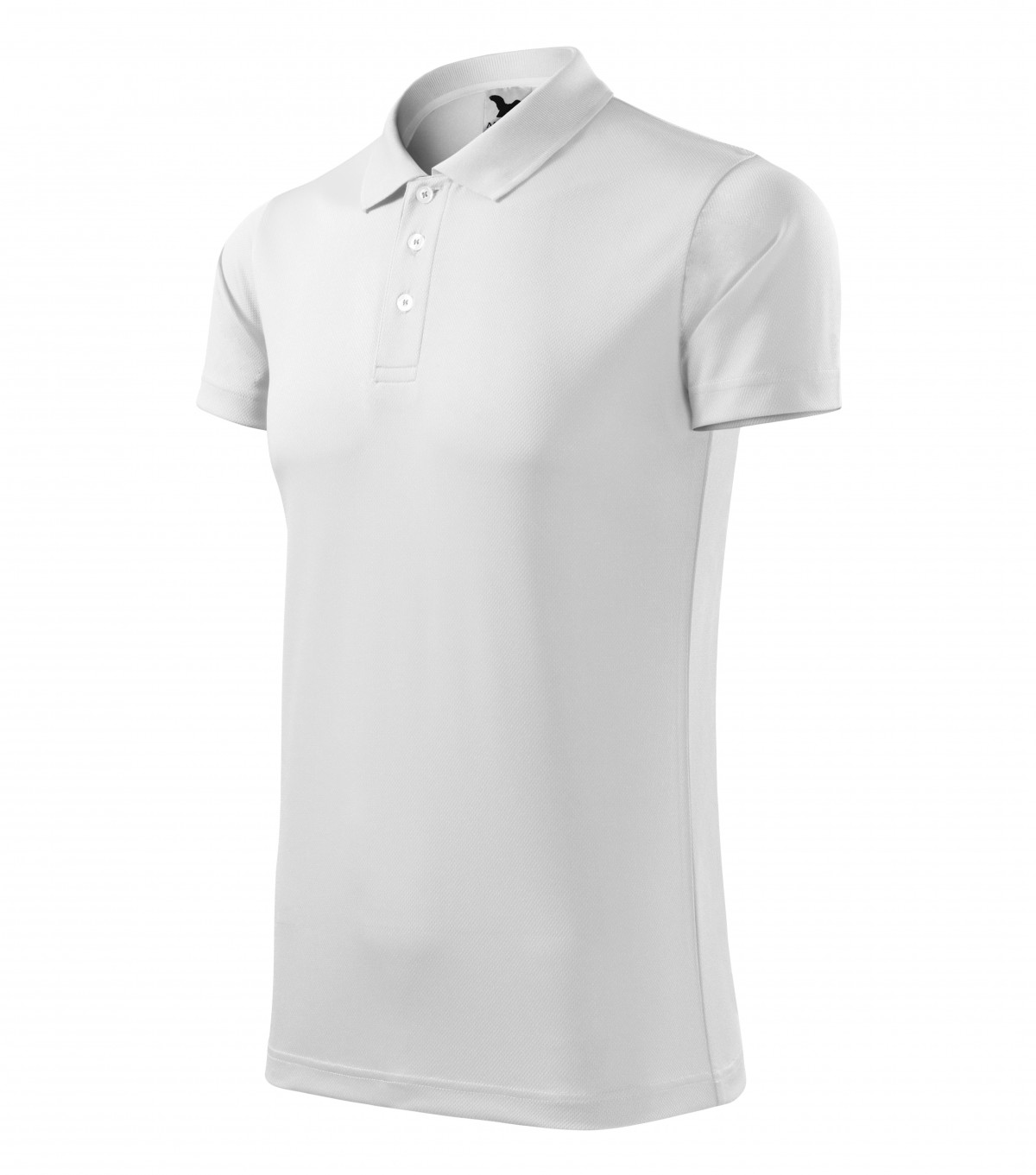 Imagine produs Tricou polo unisex Victory ALB